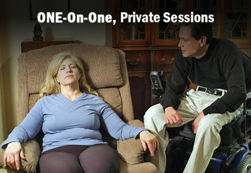 Personalized, one-on-one hypnotherapy programs